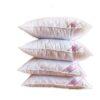 Set patru Perne matlasate, Hypo-Alergice, 50x70
